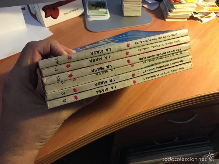 Cómics: LOTE LA MASA Nº 2, 3, 8, 14 Y 19 TACO (VERTICE 25 PTAS) (COIB16) - Foto 5 - 58434066