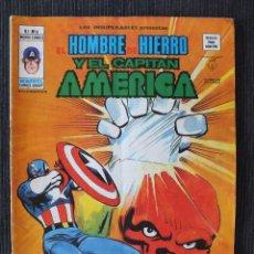 Fumetti: LOS INSUPERABLES Nº 8 VOLUMEN 1 EDITORIAL VERTICE. Lote 58434124