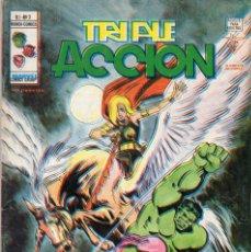 Cómics: COMIC VERTICE 1979 TRIPLE ACCION VOL1 Nº 3 (MUY BUEN ESTADO). Lote 58458620
