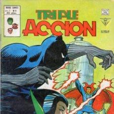 Cómics: COMIC VERTICE 1979 TRIPLE ACCION VOL1 Nº 6 (MUY BUEN ESTADO). Lote 58459094
