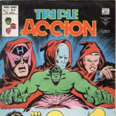 Cómics: COMIC VERTICE 1979 TRIPLE ACCION VOL1 Nº 8 (MUY BUEN ESTADO). Lote 58459158