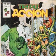 Cómics: COMIC VERTICE 1980 TRIPLE ACCION VOL1 Nº 15 (MUY BUEN ESTADO). Lote 58459652