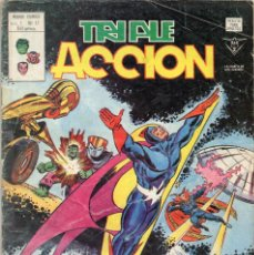 Cómics: COMIC VERTICE 1980 TRIPLE ACCION VOL1 Nº 17 (BUEN ESTADO). Lote 58459719