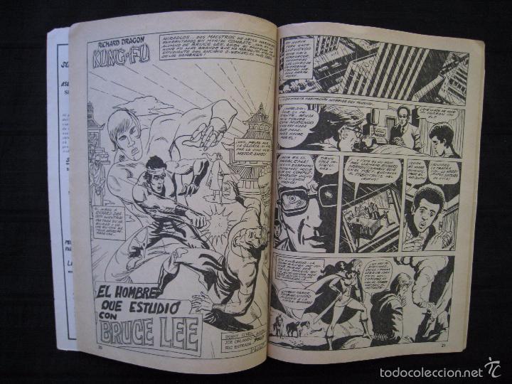 Cómics: RELATOS SALVAJES - Nº 41 - EDICION ESPECIAL ARTES MARCIALES - EDICIONES VERTICE. - Foto 4 - 58472668