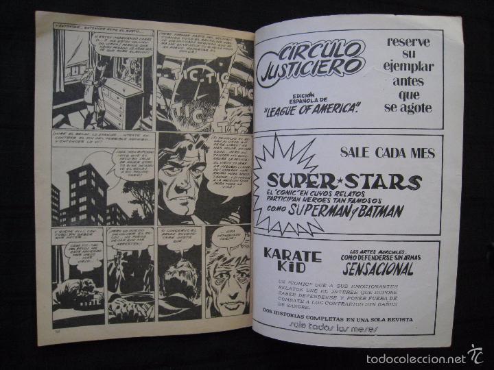 Cómics: RELATOS SALVAJES - Nº 41 - EDICION ESPECIAL ARTES MARCIALES - EDICIONES VERTICE. - Foto 6 - 58472668