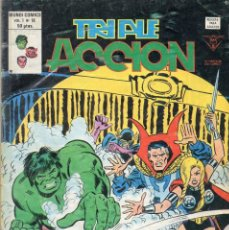 Cómics: COMIC VERTICE 1980 TRIPLE ACCION VOL1 Nº 18 (BUEN ESTADO). Lote 58476312