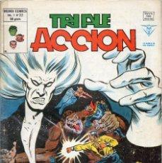 Cómics: COMIC VERTICE 1981 TRIPLE ACCION VOL1 Nº 22 (MUY BUEN ESTADO). Lote 58476491