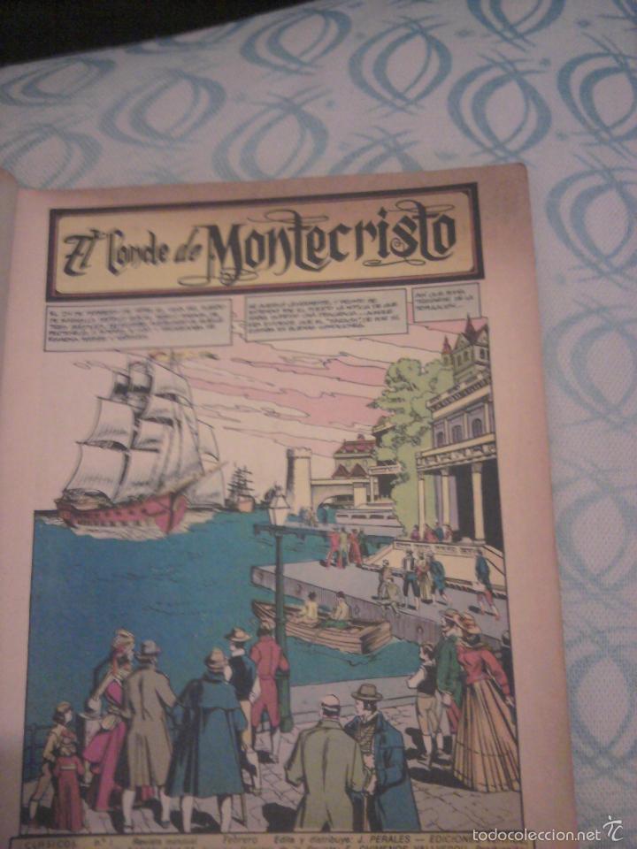 Cómics: MUNDI COMICS CLASICOS Nº 1 EL CONDE DE MONTECRISTO - Ver descripción - Foto 2 - 89622622