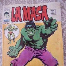 Cómics: LA MASA V.3-Nº1 LA INCREIBLE MASA. Lote 58561031