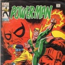 Cómics: COMIC VERTICE 1979 POWER-MAN VOL1 Nº 17 (BUEN ESTADO). Lote 58589386