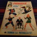 Cómics: VÉRTICE VOL. 1 PATRULLA X Nº 32 Y ÚLTIMO. 30 PTS. 1975. SOMOS LA PATRULLA X. BUEN ESTADO.. Lote 58607577