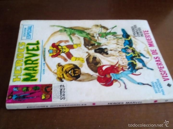 Cómics: HEROES MARVEL N-6 - Foto 2 - 58649648
