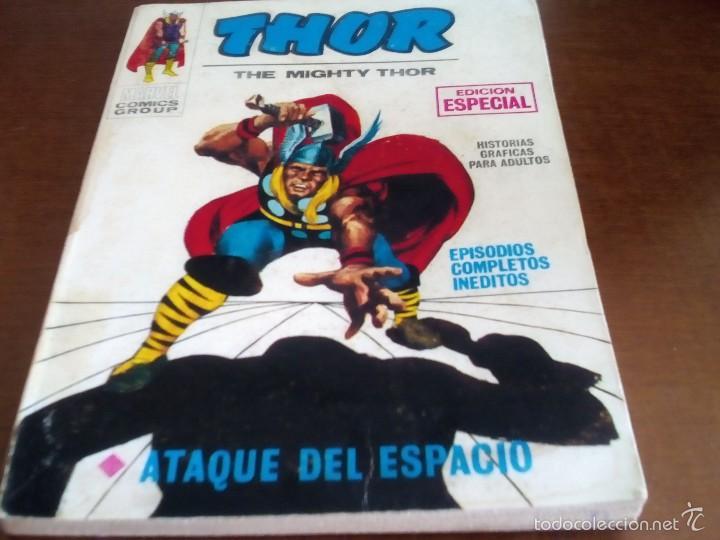 THOR N-3 (Tebeos y Comics - Vértice - Thor)