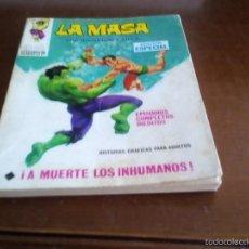 Cómics: LA MASA N-8. Lote 58653036