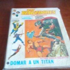Cómics: VENGADORES N-22. Lote 58655824
