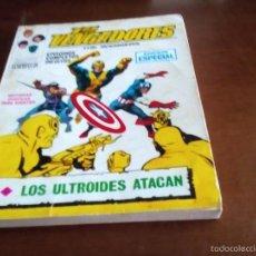 Cómics: VENGADORES N-16. Lote 58656040