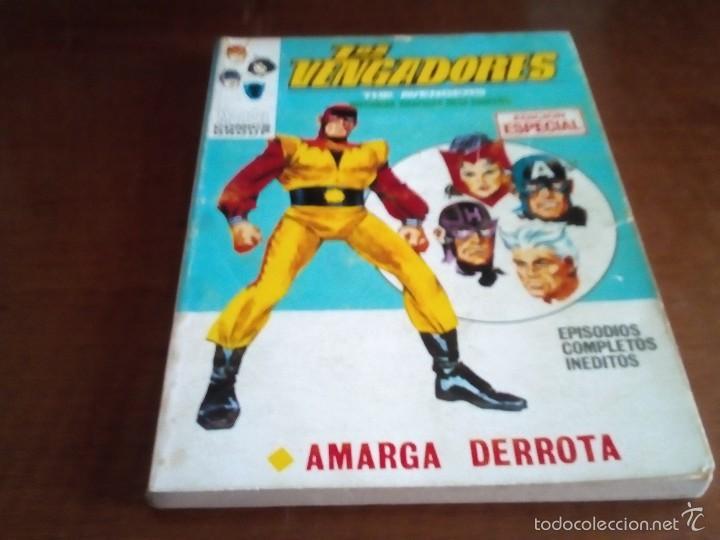 VENGADORES N-10 (Tebeos y Comics - Vértice - Vengadores)