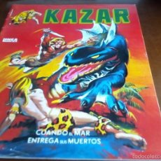 Cómics: KAZAR N-1 AL 7. Lote 58688029