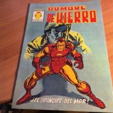 Cómics: HOMBRE DE HIERRO Nº 1 (MUNDICOMICS). Lote 58732642
