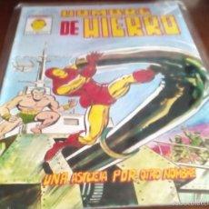 Cómics: HOMBRE DE HIERRO N-2. Lote 58768612