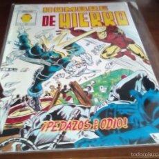 Cómics: HOMBRE DE HIERRO N-5. Lote 58768731