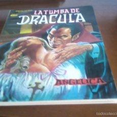 Cómics: LA TUMBA DE DRACULA N-4. Lote 58772651