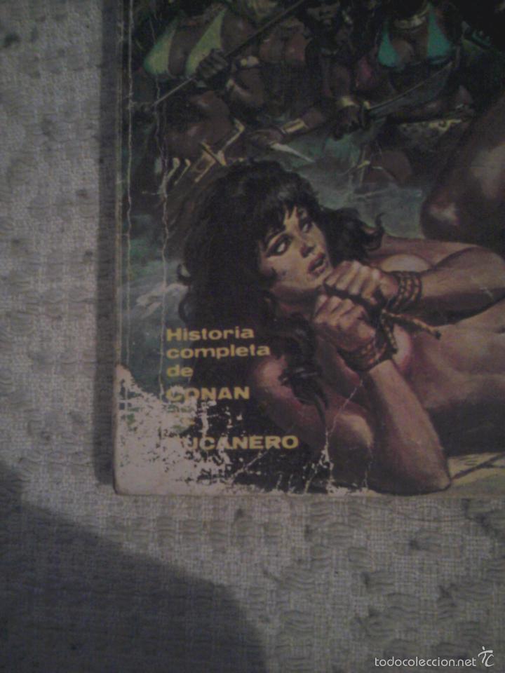 Cómics: CONAN EL BARBARO EXTRA nº 1 Vertice CONAN EL BUCANERO - Foto 2 - 58780356