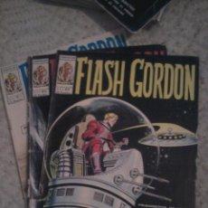 Cómics: FLASH GORDON VÉRTICE VOLUMEN 1 NºS 5 6 Y 13 - POSIBILIDAD DE NºS SUELTOS. Lote 58801706