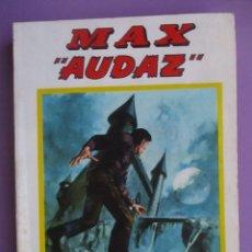 Cómics: MAX AUDAZ Nº 3 VERTICE EDICION ESPECIAL ¡¡¡¡MUY BUEN ESTADO!!!!. Lote 58824756