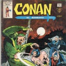 Cómics: COMIC VERTICE 1980 CONAN EL BARBARO VOL2 Nº 40 (BUEN ESTADO). Lote 58840251