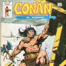 Cómics: COMIC VERTICE 1980 CONAN EL BARBARO VOL2 Nº 39 (EXCELENTE ESTADO). Lote 58840376