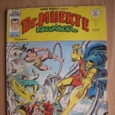 Cómics: SUPER HEROES PRESENTA DR. MUERTE Y NAMOR Nº 66 VERTICE VOL 2 - POSIBILIDAD ENTREGA EN MANO EN MADRID. Lote 58905665