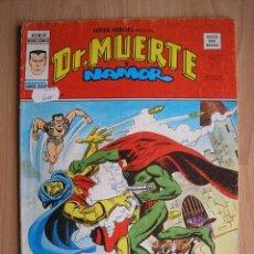 Cómics: SUPER HEROES PRESENTA DR. MUERTE Y NAMOR Nº 68 VERTICE VOL 2 - POSIBILIDAD ENTREGA EN MANO EN MADRID. Lote 58905860