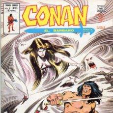 Cómics: COMIC VERTICE 1980 CONAN EL BARBARO VOL2 Nº 36 (MUY BUEN ESTADO). Lote 59031850