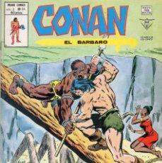 Cómics: COMIC VERTICE 1979 CONAN EL BARBARO VOL2 Nº 34 (MUY BUEN ESTADO). Lote 59032640