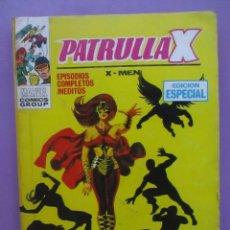 Cómics: PATRULLA X Nº 22, VERTICE VOLUMEN 1, PRIMERA EDICION, ¡¡¡¡¡ BUEN ESTADO!!!!. Lote 59075100