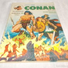 Cómics: CONAN THE BARBARIAN ANUAL '80. Lote 59113400