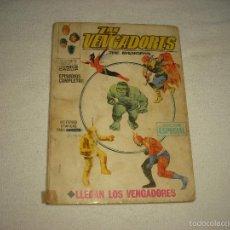 Cómics: LOS VENGADORES N° 1 . MARVEL . ED. VERTICE. Lote 59405165