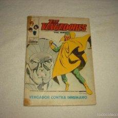 Cómics: LOS VENGADORES N° 44, MARVEL . VERTICE. Lote 59422900