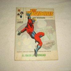 Cómics: LOS VENGADORES N° 45, MARVEL . VERTICE. Lote 59446490