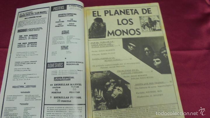 Cómics: RELATOS SALVAJES. VOL 2. Nº 14. EL PLANETA DE LOS MONOS. EDICIONES VÉRTICE - Foto 2 - 59539187