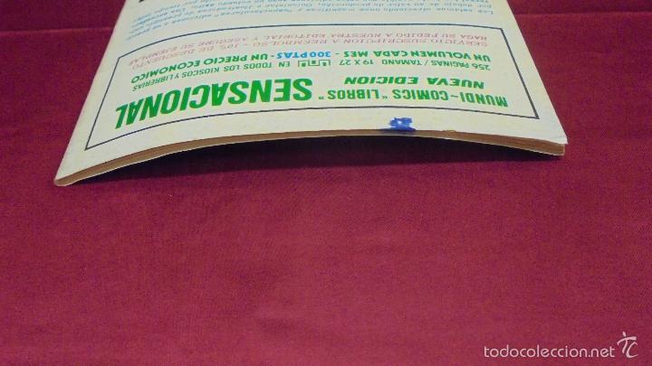 Cómics: RELATOS SALVAJES. VOL 2. Nº 15. EL PLANETA DE LOS MONOS. EDICIONES VÉRTICE - Foto 5 - 59539499