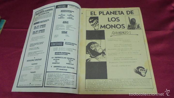 Cómics: RELATOS SALVAJES. VOL 2. Nº 17. EL PLANETA DE LOS MONOS. EDICIONES VÉRTICE - Foto 2 - 59539663