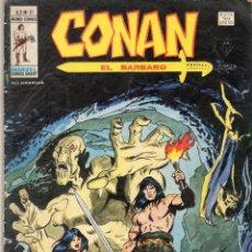 Cómics: COMIC VERTICE 1978 CONAN EL BARBARO VOL2 Nº 27 (BUEN ESTADO). Lote 59620999