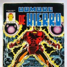 Cómics: COMIC . HOMBRE DE HIERRO . NUMERO 3 . EDICIONES VERTICE . 1981. Lote 59740820