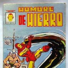 Cómics: COMIC . HOMBRE DE HIERRO . NUMERO 2 . EDICIONES VERTICE . 1981. Lote 59740904