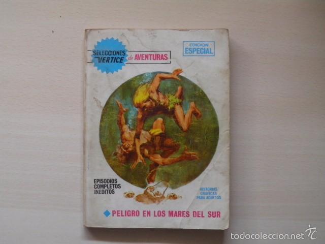 SELECCIONES VERTICE DE AVENTURAS (Tebeos y Comics - Vértice - Otros)