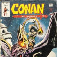 Cómics: CONAN V2 43. Lote 59859972