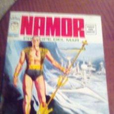 Cómics: NAMOR N-1 Y 2 COMPLETA LEER DESCRIPCION. Lote 59931427