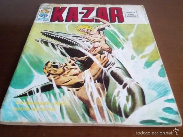 KAZAR VOL.2 N-2 (Tebeos y Comics - Vértice - V.2)